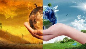Biến đổi khí hậu trên trái đất