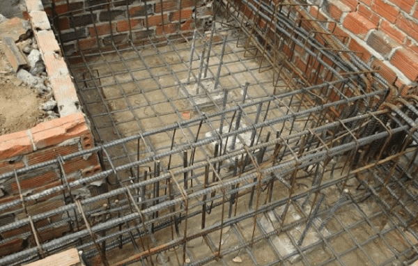 móng cọc bê tông cốt thép