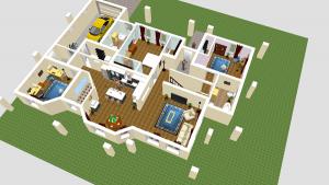 cách thiết kế nhà