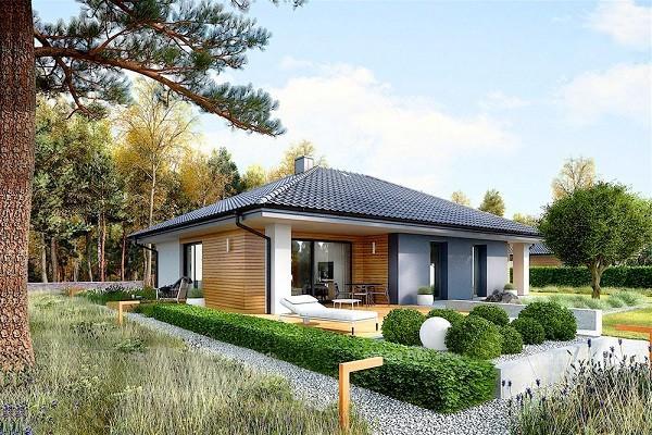 nhà vườn đẹp 2