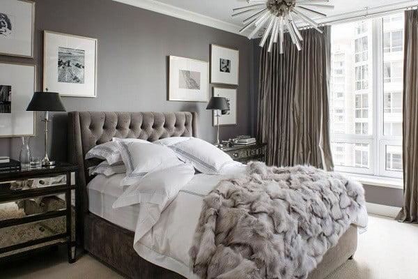 Phòng ngủ phong cách Art Deco
