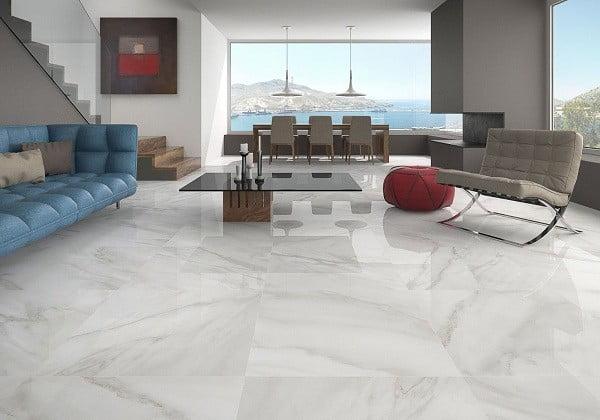 Sàn lát bằng đá cẩm thạch