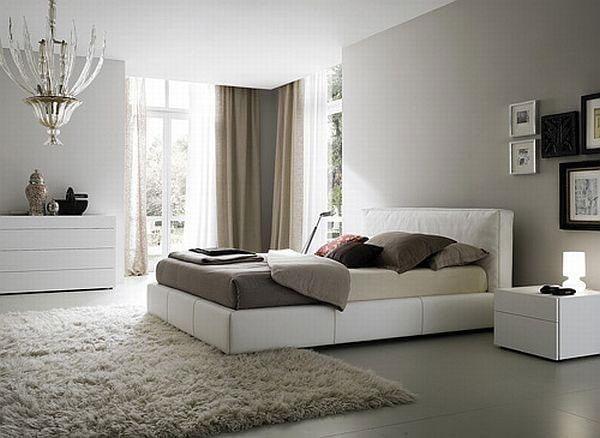Thảm trải sàn tuyệt đẹp khi bố trí phòng ngủ