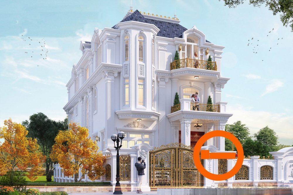 Biệt thự hoàng gia ở ngoại thành Hà Nội