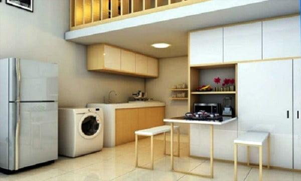 thiết kế chung cư mini cho thuê