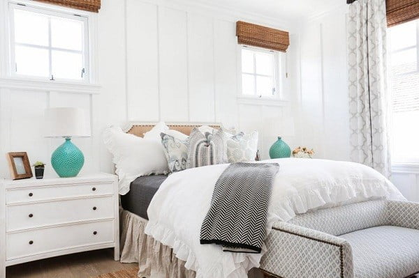 Thiết kế phòng ngủ Cottage