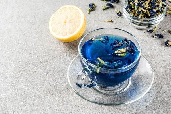 trà hoa đậu biếc uống hàng ngày