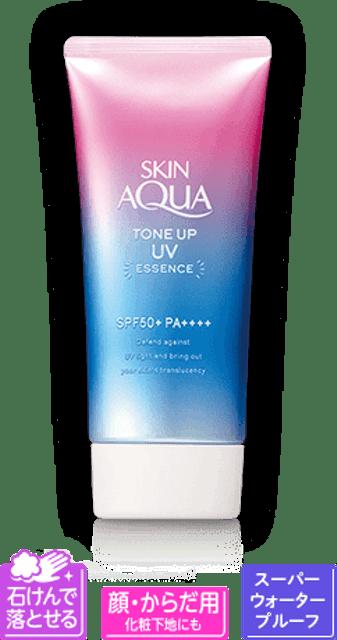 Rohto Kem Chống Nắng Skin Aqua Tone Up UV