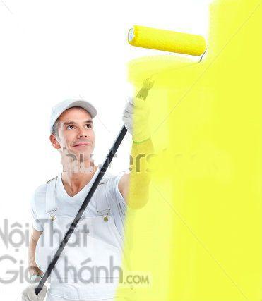 1 lít sơn được bao nhiêu m2 tường